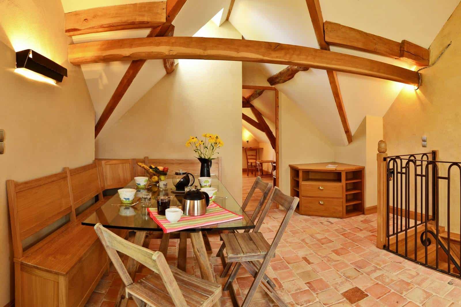 Gîte de Haute Forêt en Vallée du Loir, logement 10